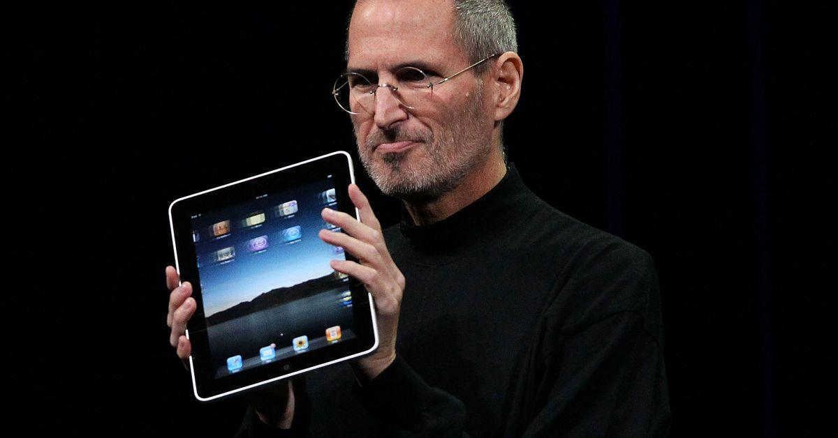AppleO iPad mudou o jogo para tablets há 10 anos hoje