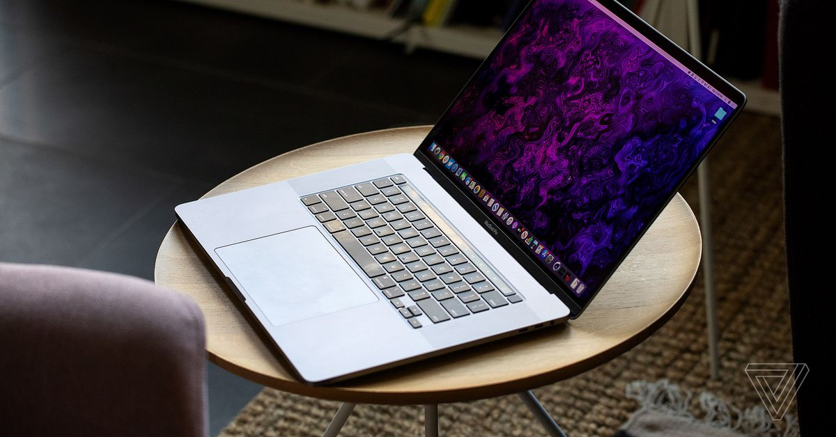 AppleO novo MacBook Pro de 16 polegadas já está disponível reformado, a partir de US $2, 039