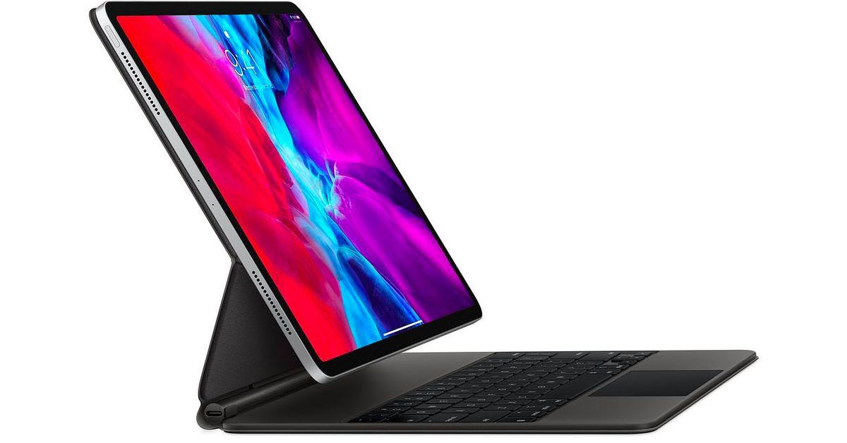 AppleO novo teclado do iPad Pro com trackpad custará até US $ 349