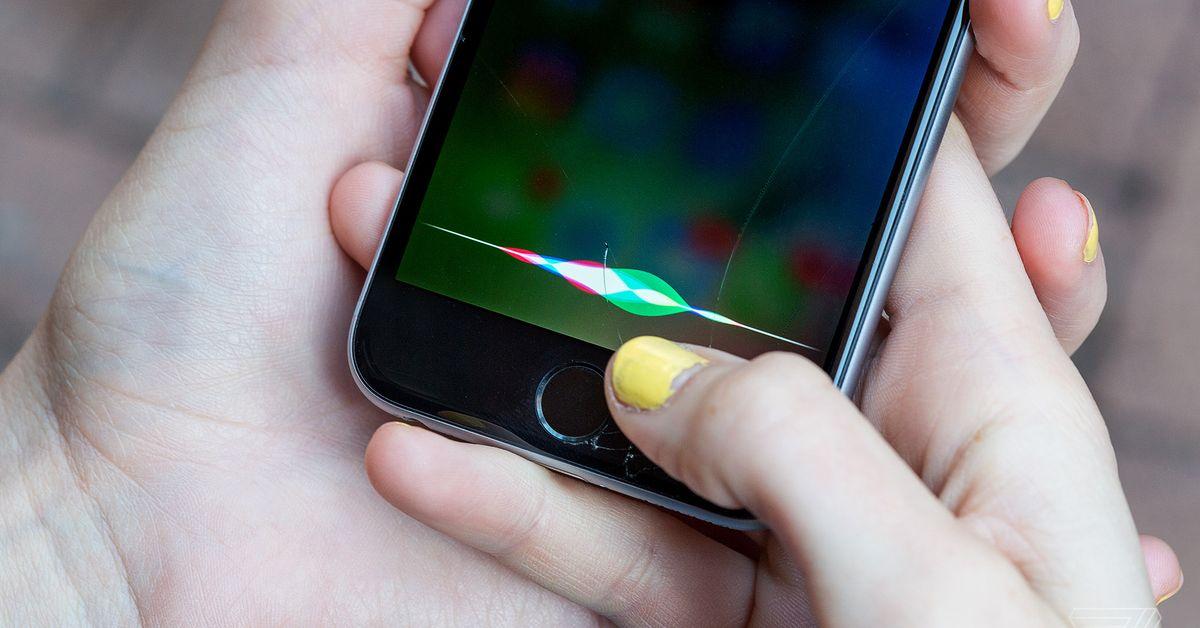 AppleO recurso de ativação da gravação Siri prometido chega no iOS 13.2 beta