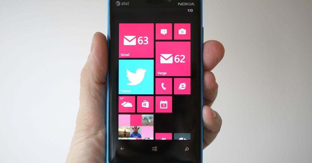 Avaliação do Nokia Lumia 920