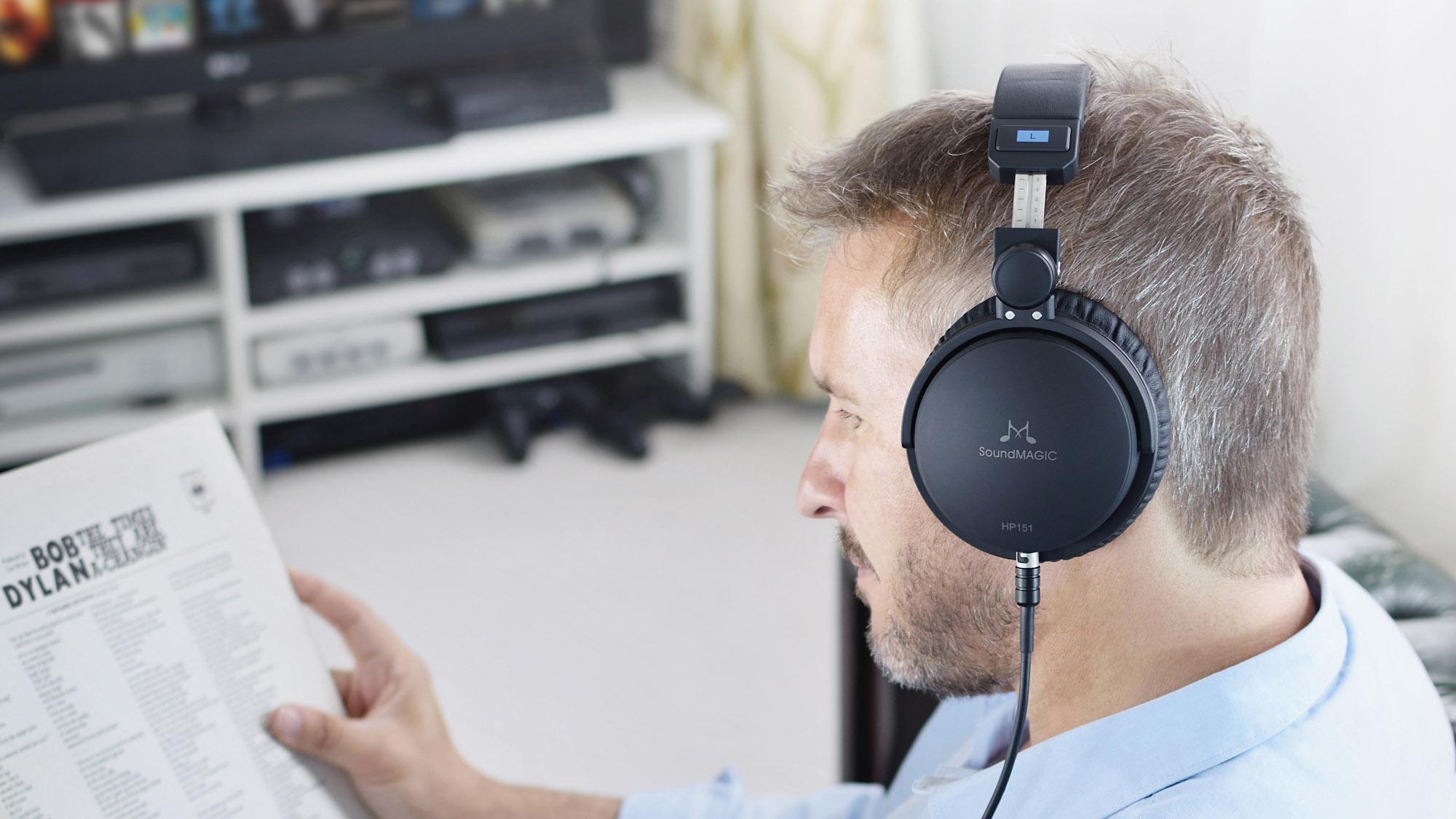 Avaliação do SoundMagic HP151: fones de ouvido fantásticos para o lar