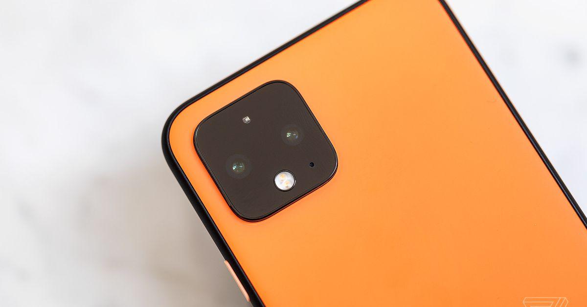 Can the Pixel 4 reconquistar a coroa da câmera do Google? 1