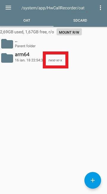 Como habilitar a gravação de chamadas na EMUI 8 Huawei e honra 1