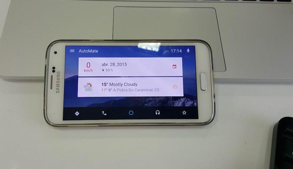 Android Auto em qualquer Android