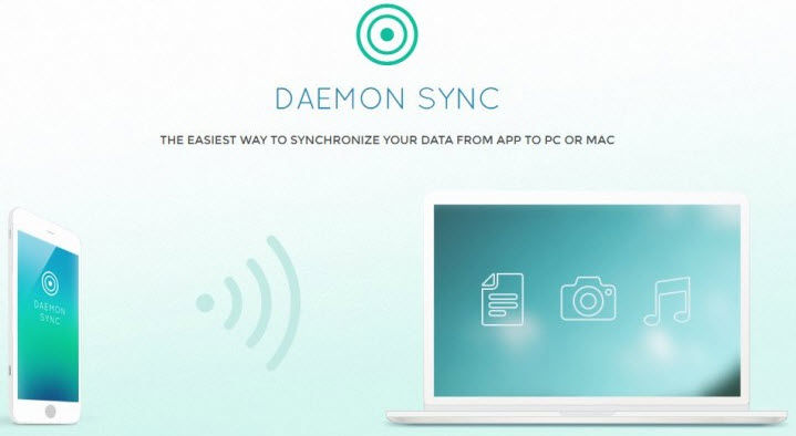 DAEMON Sync, sincronize arquivos entre seu PC e seu Android via Wi-Fi sem a necessidade de internet