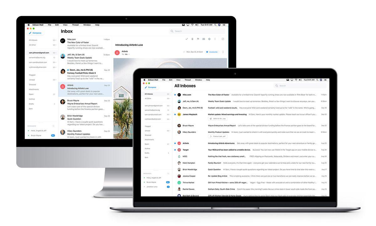 Edison Mail dá um salto para a área de trabalho com um novo aplicativo para Mac 3