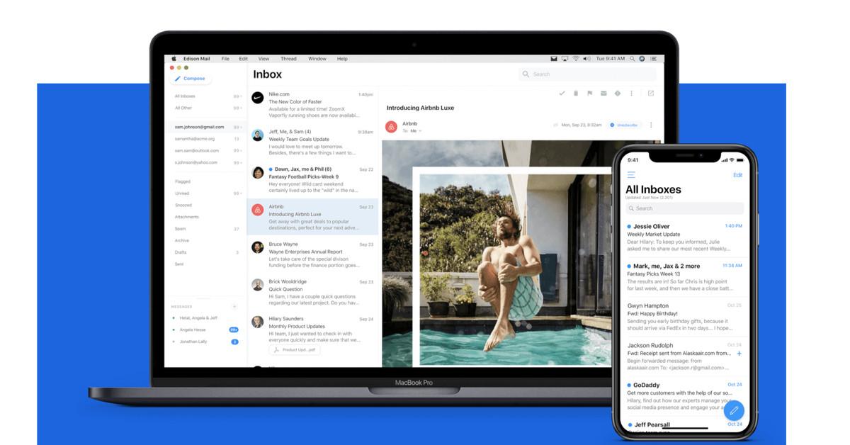 Edison Mail dá um salto para a área de trabalho com um novo aplicativo para Mac