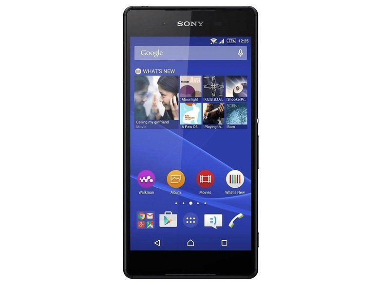 Faça o download dos papéis de parede do Sony Xperia Z4 1