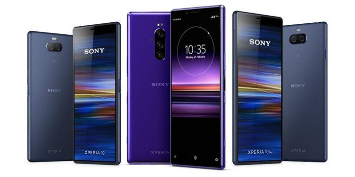 Fotos e recursos da nova linha Sony Xperia vazaram antes do MWC 1