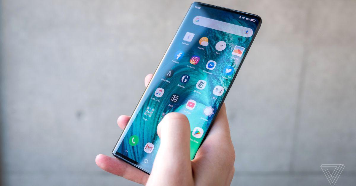 Gigantes de smartphones da China supostamente se unem para desafiar a Play Store do Google