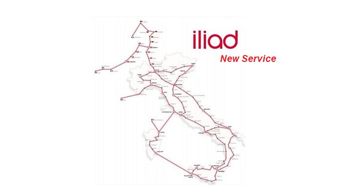 Iliad oferece serviços