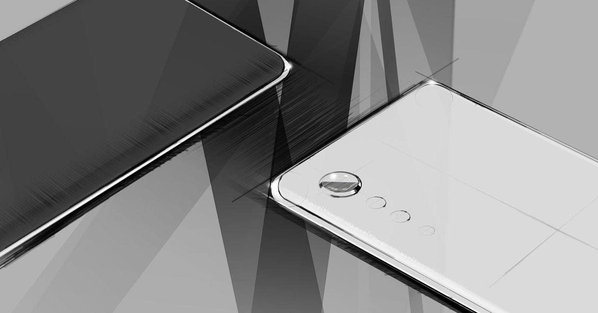 LG revela nova linguagem de design para o próximo telefone 1