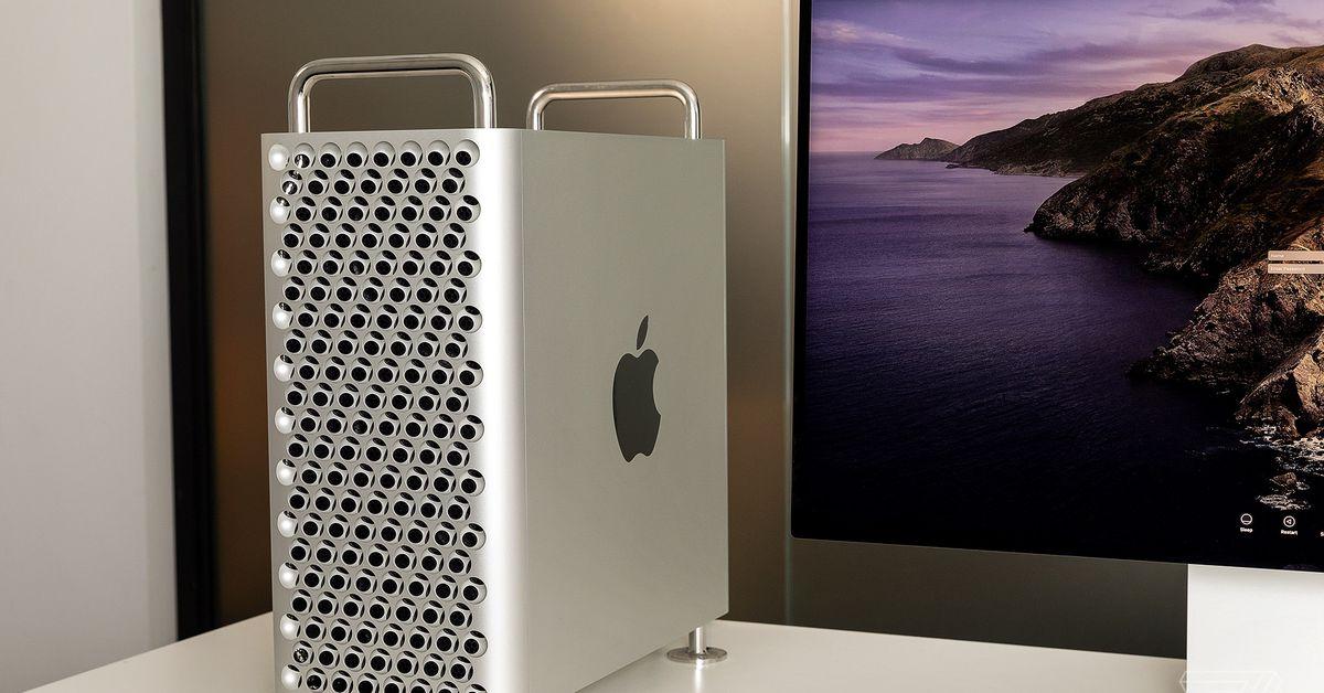 Mac Pro review: poder, se você pode usá-lo