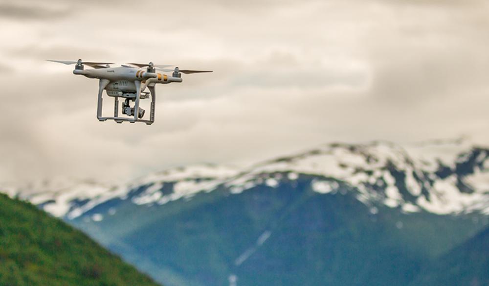 Melhores drones de vídeo com menos de US $ 1000