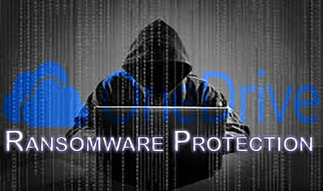 Microsoft Apresentando Proteção Ransomware ao Armazenamento em Nuvem OneDrive