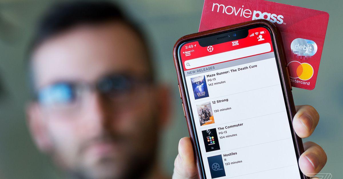 O MoviePass está mais morto do que nunca, já que a controladora faliu oficialmente