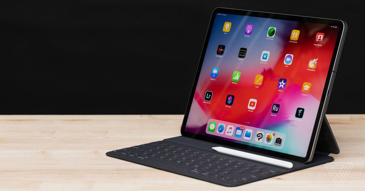 O iPad ainda encontra seu lugar há dez anos 1