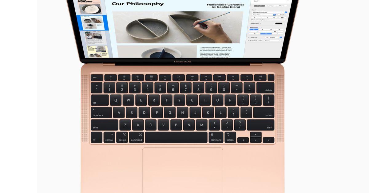 O novo MacBook Air e iPad Pro já estão com desconto em Amazon
