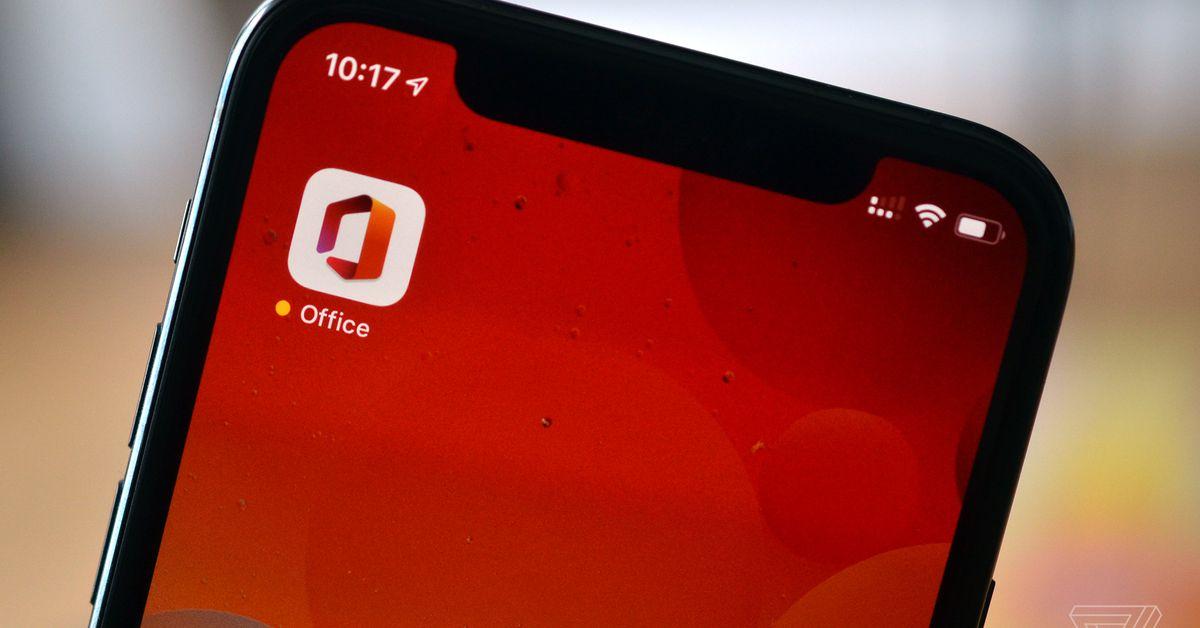 O novo aplicativo Office da Microsoft para iOS e Android combina Word, Excel e PowerPoint 1