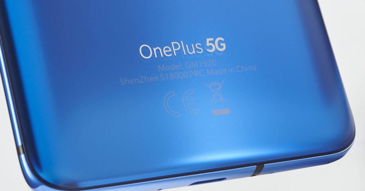 OnePlus 8 supostamente vindo à Verizon com suporte para 5G 1