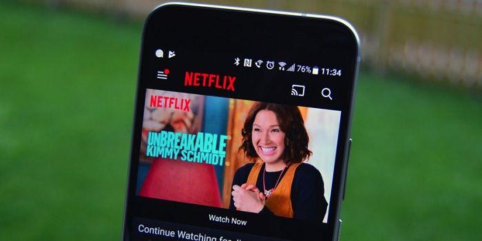 Por que a Netflix remove filmes e séries