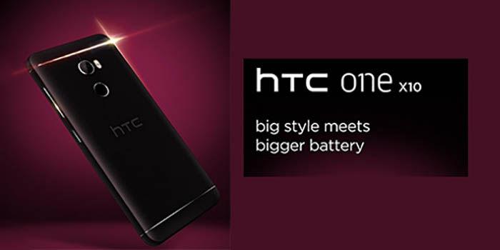 Primeira imagem detalhada do HTC One X10
