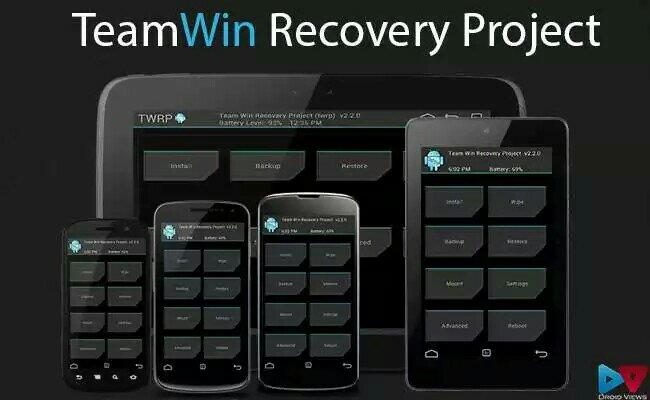 Quais são as diferenças de Wipe usando o TWRP Recovery