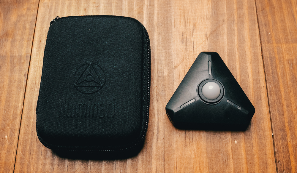 Revisão: Os Illuminati - um medidor de luz mãos-livres 1