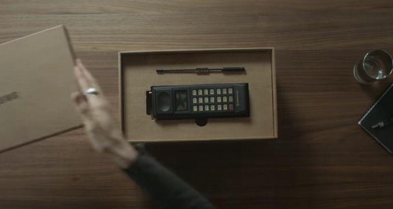 Samsung envia um vídeo de sua evolução móvel