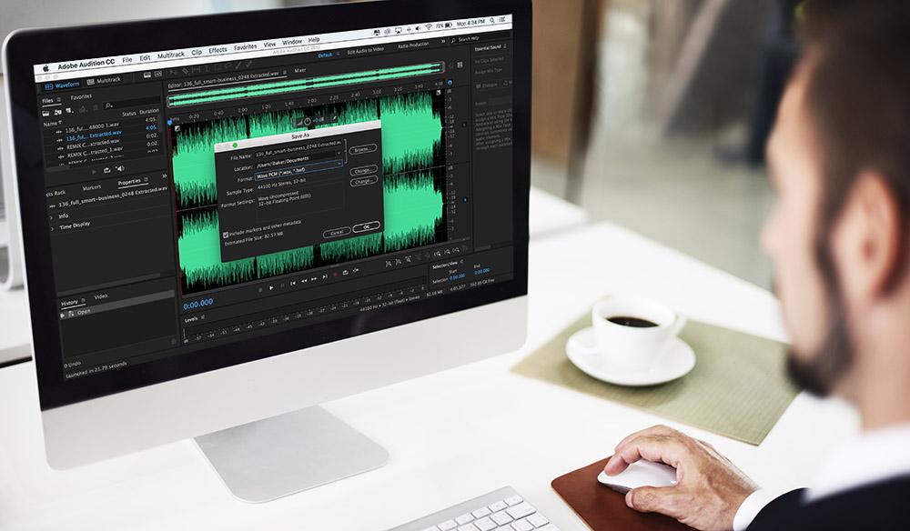 Solução rápida: Corrigindo o áudio irregular no Premiere Pro