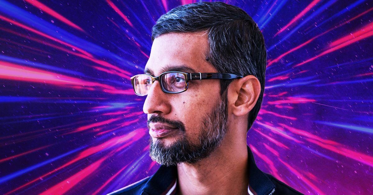 Sundar Pichai no gerenciamento do Google através da pandemia