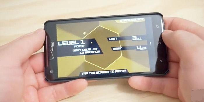 Super Hexagon, um jogo muito difícil que você adorará instalar em …