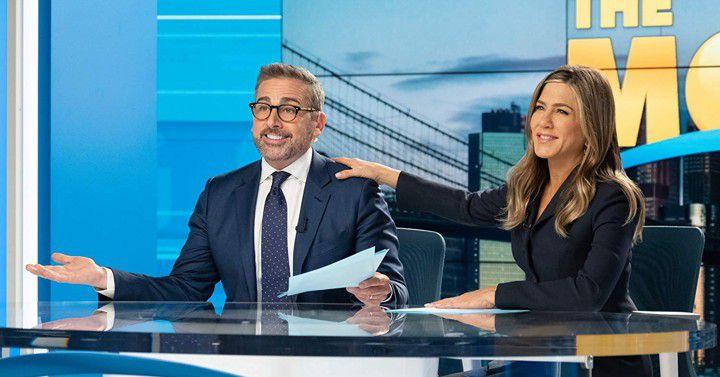 The Morning Show ganha Apple suas primeiras indicações ao Globo de Ouro
