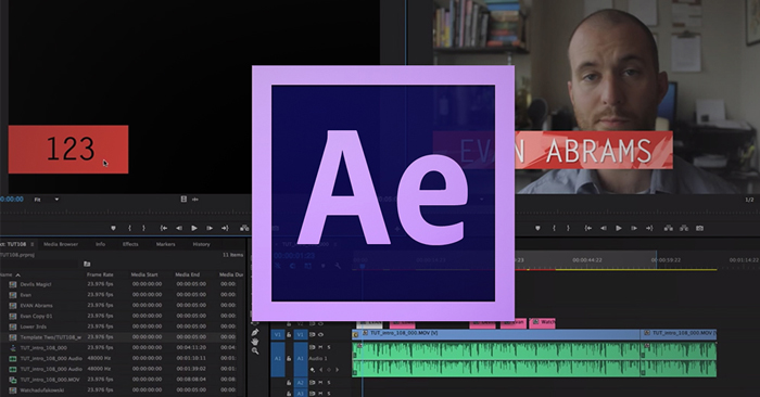 Tutorial em vídeo do After Effects: redimensionamento automático de terços inferiores