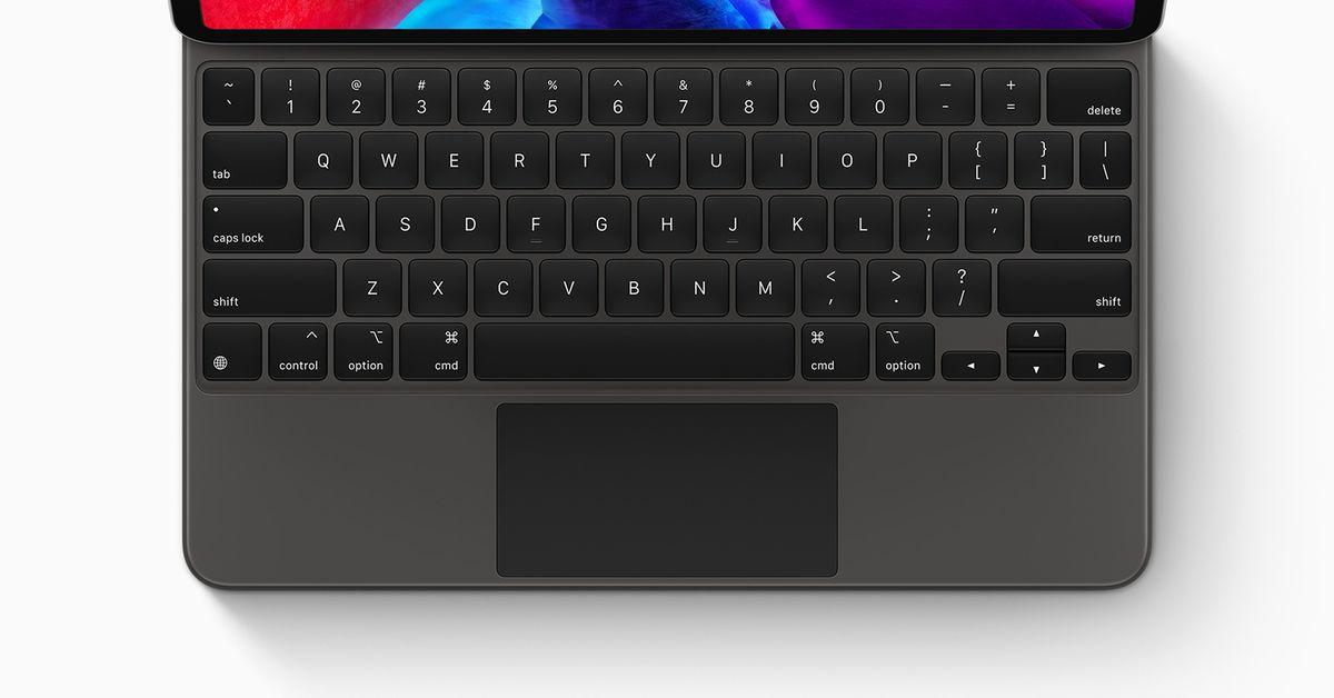 Veja como o novo trackpad do iPad realmente funciona