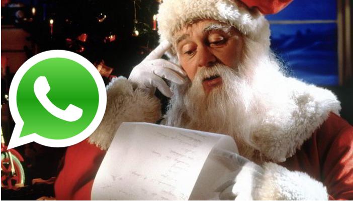 Whatsapp virus auguri di Natale