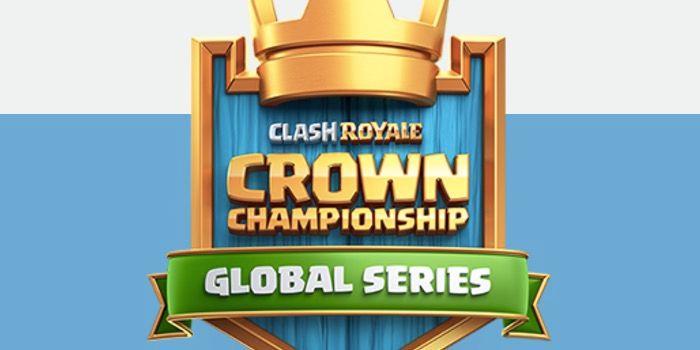 baralhos de sorte para o campeonato da coroa do Clash Royale
