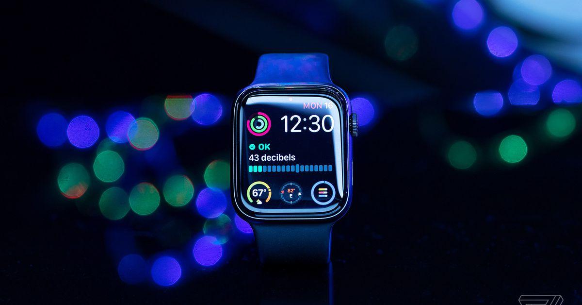 o Apple Watch Series 5 custa US $ 100 do seu preço original na Best Buy