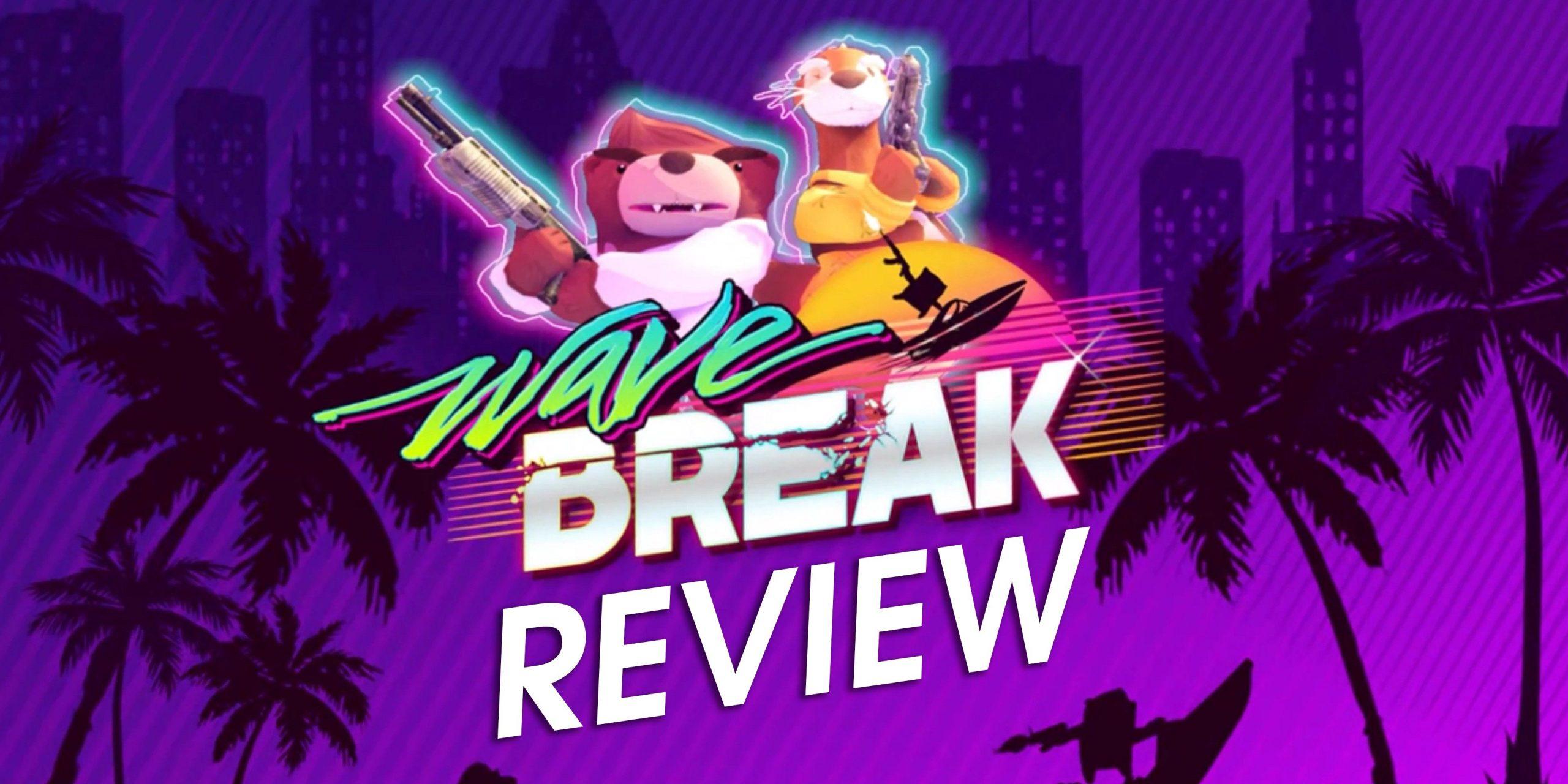 Wave Break para Google Stadia review: radical, brutal, desajeitado [Video]