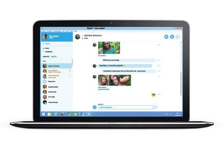 A Microsoft começa a convidar usuários para Skype para beta da Web