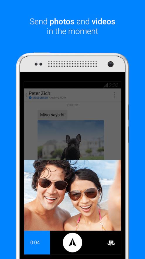 Facebook para desativar as mensagens em seu aplicativo Android principal esta semana, exija o Messenger para todos os usuários