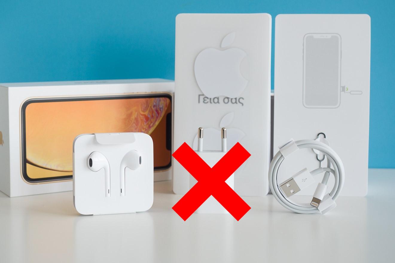 """Versus: A favor e contra Appleplano """"sem carregador na caixa"""""""