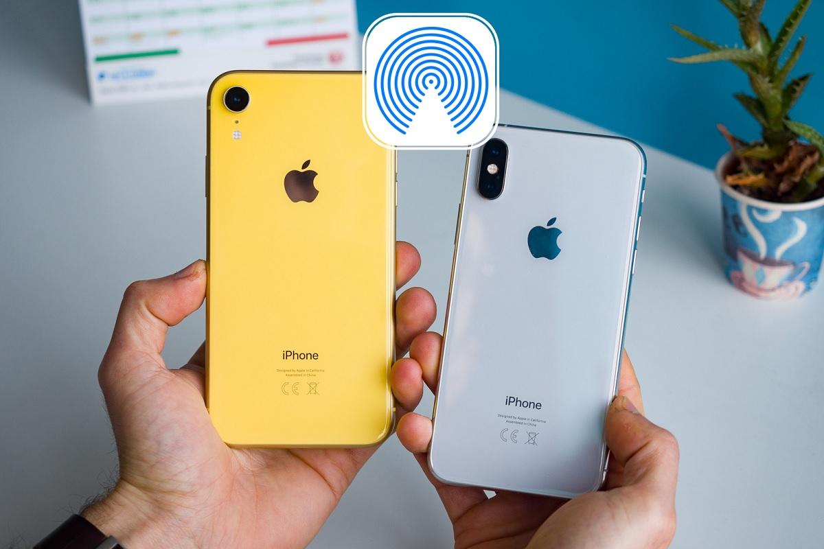 Apple usa UV para ajudar os iPhones a encontrar modelos próximos para compartilhar dados com