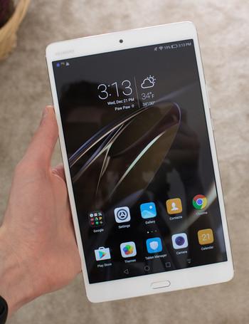 Avaliação do Huawei MediaPad M3