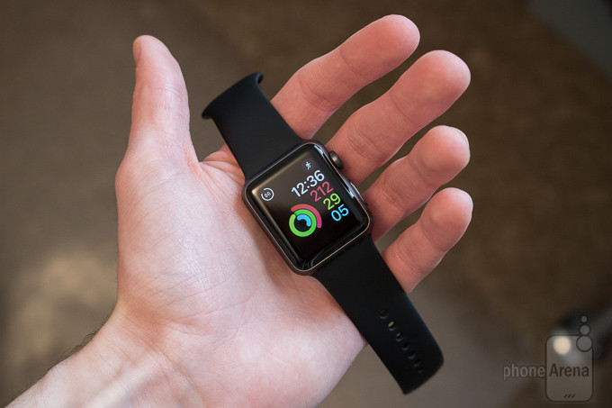 Apple Watch  Series 1 Reveja