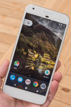 Revisão do Google Pixel XL