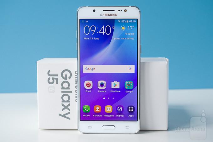 Samsung Galaxy Revisão J5 (2016)