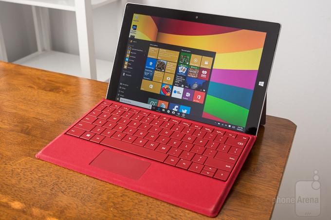 Microsoft Surface 3 Revisão LTE
