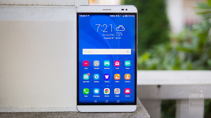 Avaliação do Huawei MediaPad X2